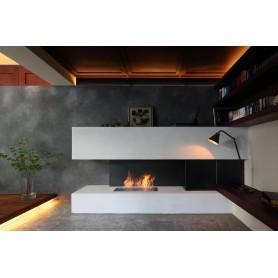 Brûleur XL700 inox pour cheminée bioéthanol