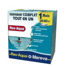 Rev-Aqua 30/60 m3 Traitement complet 1 mois