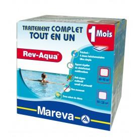 Rev-Aqua 60/90 m3 Traitement complet 1 mois