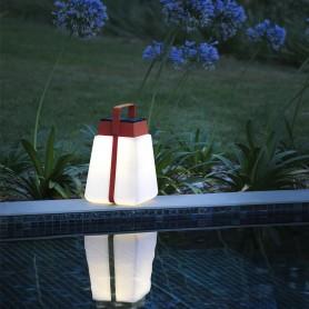 Nomad Solar Laterne Bump  Les Jardins