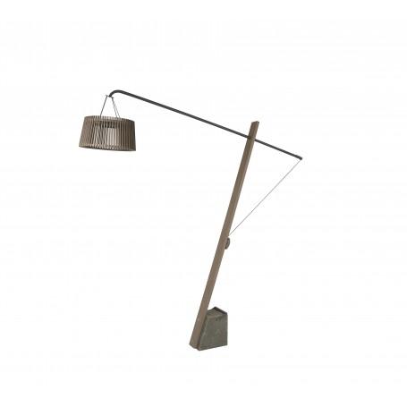 Lampadaire déporté Skaal solaire ht220cm