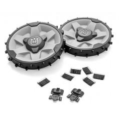 Kit roues arrières Terrain déformé Automower 420, 430X, 450X