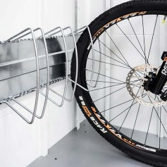 "Range vélos ""BikeHolder"" set pour 3 vélos"