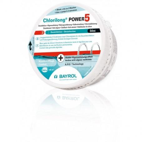 Chlorilong Power 5 Bloc 650g