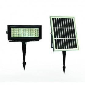 Projecteur solaire 6W RGB IP65
