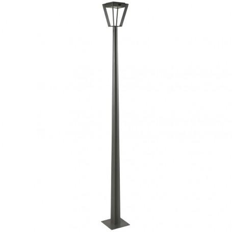 Lampadaire Metro à fixer - Aluminium - 200 cm  TINK551
