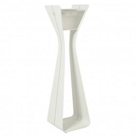 Lampe solaire OSMOZ ALUMINIUM blanc TINK421