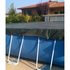 Couverture d'hivernage à tendeurs pour CLASSIC 24