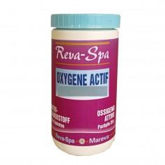 Oxygène actif en pastilles Reva-Spa