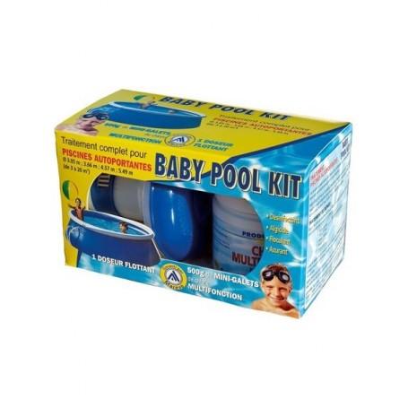 Baby Pool Kit, chlore multi-actif + mini-doseur